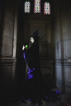 Maleficent by alarzy