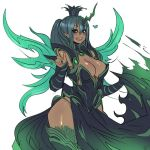 MLP-Queen Chrysalis- by ManiacPaint
