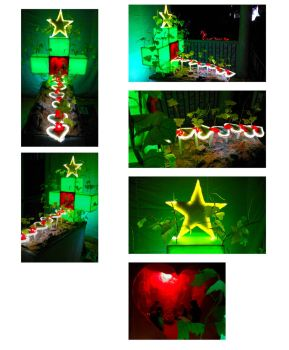 Christmas crib' 2017_Night time by SAUMIGUEL
