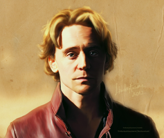 Prince Hal by LindaMarieAnson