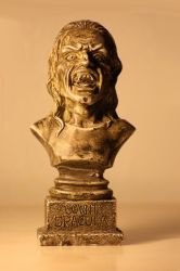 Count Dracula Bust by poisondropstock