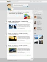 Simple Wordpress theme by yehsper