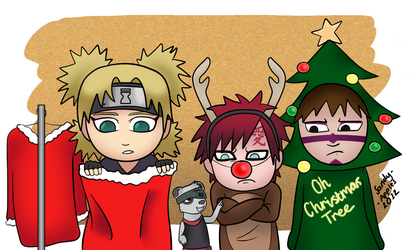Christmas Outfits ~ by Sandy--Apples