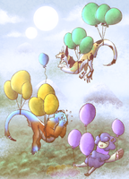 [P] Balloons - Traveling by BIacat