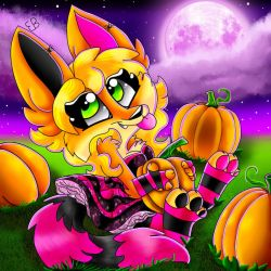 October is near by EmilyBandicoot1234