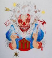 clown by RION69