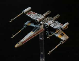 Xwing1 by AlexJJessup