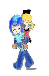 AT: Piggyback Ride by beth1004