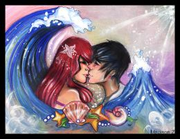 The Little Mermaid by Maddy25