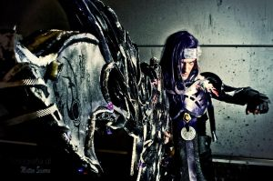 They all died - Caius Ballad Cosplay by Leon Chiro by LeonChiroCosplayArt