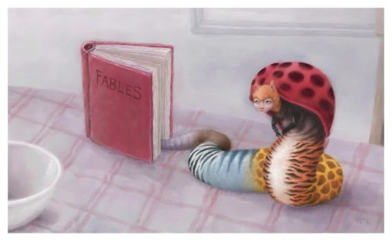 The Fable by pesare