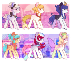 Pony Adopt 1/6 - open by DidsuAdopts