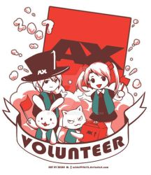 AX volunteer 2007 by zeldacw