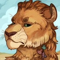 [Icon-commission #7] by morteraphan