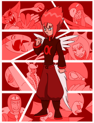 TOME: Alpha's Trials by Kirbopher15
