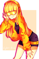 Cyber Diva by Linmie
