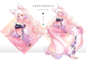 Auction : Adoptable #18 [CLOSE] by Popza10CM