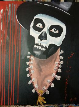 Voodoo Priest by TonyMiello