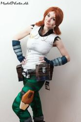Wildstar Kit Brinny by LauraCraftCosplay