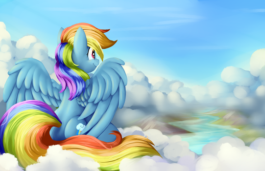Above It All by Grennadder