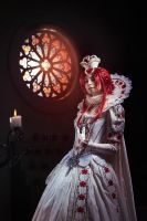 TRINITY BLOOD: The Crown of Thorns by MiraMarta