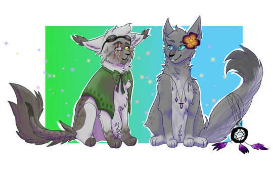 the sparkle in their eyes by Saphira1471