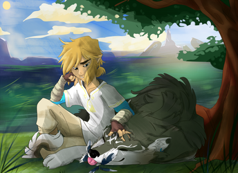 Link by Stitched-Up-Threads
