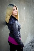 2014: Rose Tyler (Doctor Who) by shari81