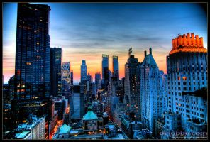 New York HDR 01 by delobbo