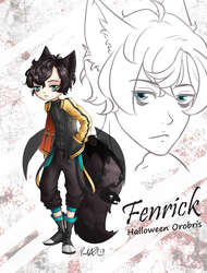 [P] Fenrick by Purishira