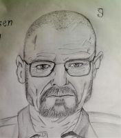Walter White by MamoxRev