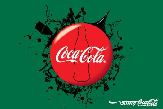 Billboard for Coca-Cola by SAFAYAT