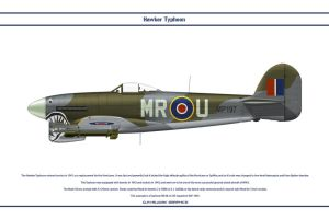 Typhoon GB 245 Sqn 2 by WS-Clave