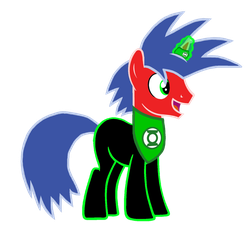 Motown Warriano the Green Lantern updated by MotownWarrior01