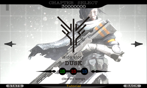 [Cytus Chapter] side story: DUSK by Rayz141