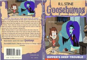 Goosebumps - Dipper vs Queen of the Black Puddle by Trackforce