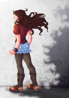 Stand My Ground by cowgirlem