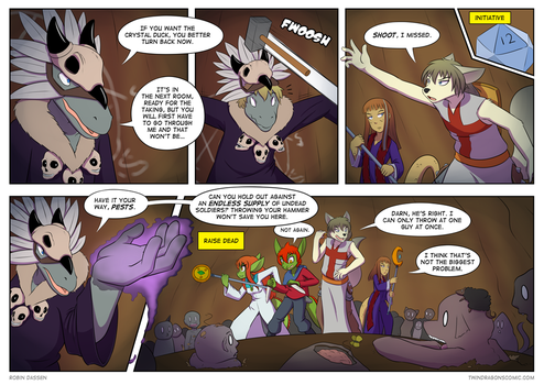 Twin Dragons page 144: Hammer time by TheNekoboi