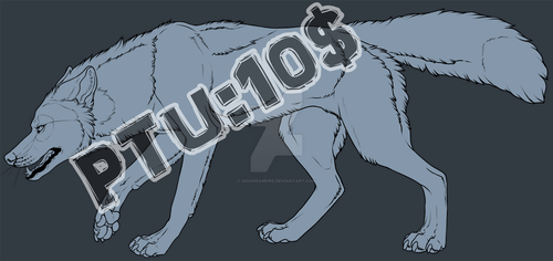 PTU-10$ Wolf Lines by OdiareAmore