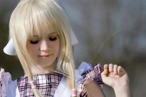 Chobits: fleeting love by Seranaide