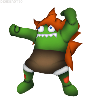 Blanka-Chan by DENDEROTTO
