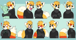 New Telegram Stickers! by Yorialu