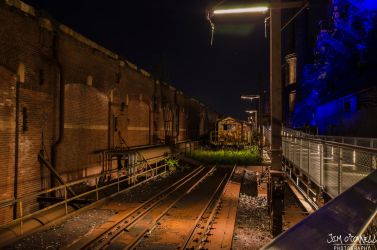 Bethlehem Steel After-hours - Bethlehem PA by jo-uberx