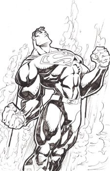 Superman by theFranchize