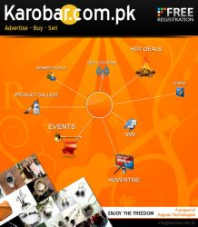 Newsletter karobar 1 by acelogix