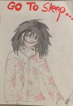 Jeff the Killer by Conshadow17