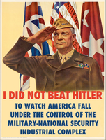 General Eisenhower Is Disappoint by poasterchild