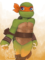 Mikey Mikey by SofiaMarshall