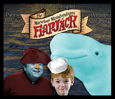 Flapjack the Movie by sushi-man