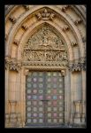 Gates To Basilica Of St. Peter And Paul - Prague by skarzynscy